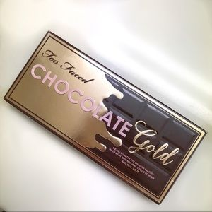 Limited Edition Too Faced Gold Palette